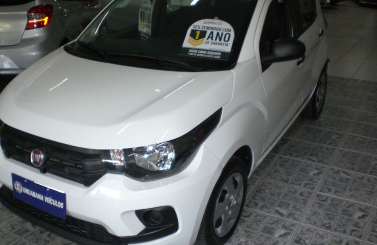 Fiat Mobi 1.0 Evo Like - Foto #3