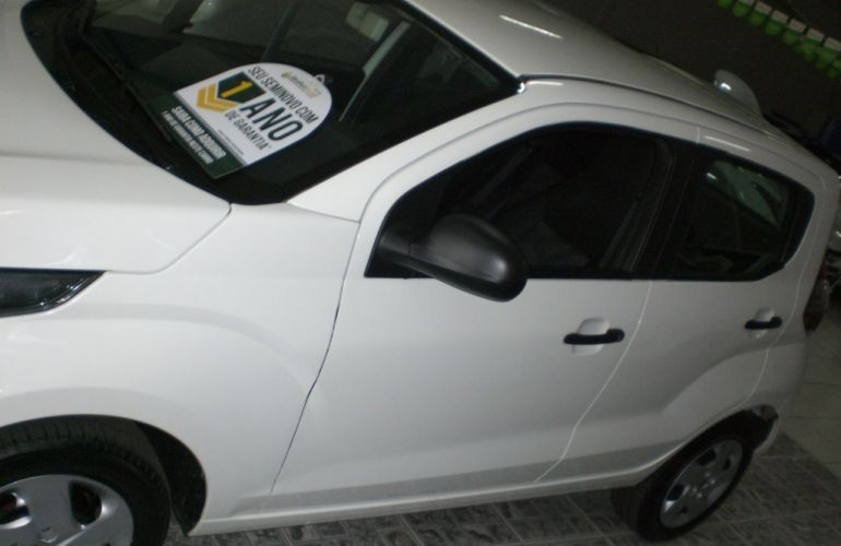 Fiat Mobi 1.0 Evo Like - Foto #5
