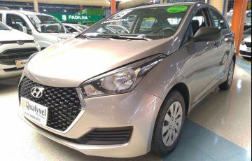 Hyundai Hb20s 1.0 Unique 12v