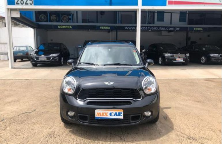 Mini Countryman S All4 1.6 Aut - Foto #1