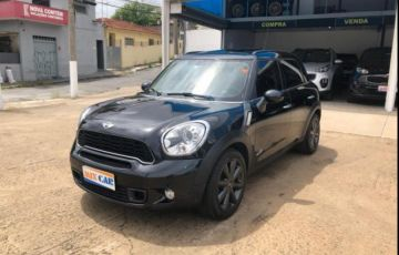 Mini Countryman S All4 1.6 Aut - Foto #4