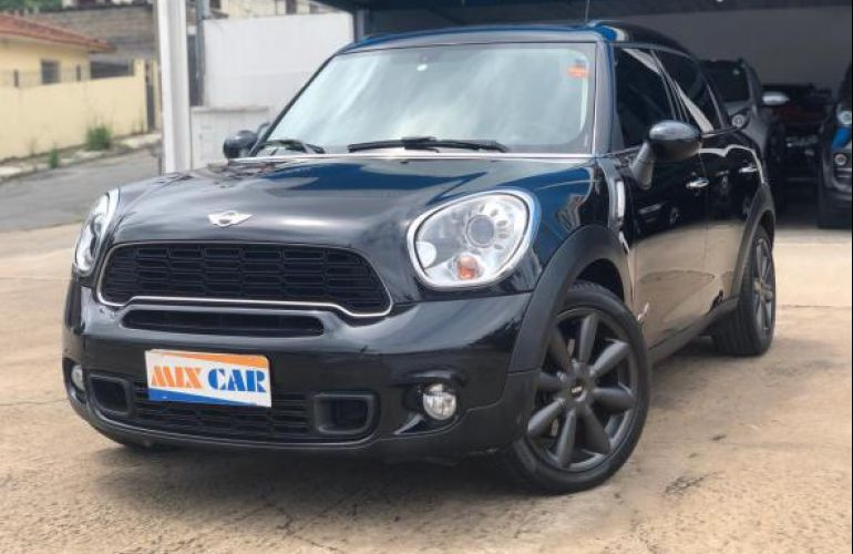Mini Countryman S All4 1.6 Aut - Foto #6