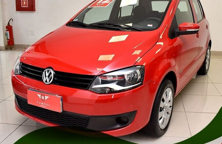 Volkswagen Fox 1.0 Mi Trend 8v - Foto #1