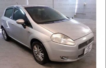 Fiat Punto Essence 1.8 16V Dualogic (Flex)