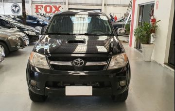 Toyota Hilux 3.0 Srv 4x4 CD 16V Turbo Intercooler - Foto #3