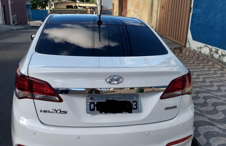Hyundai HB20S 1.6 Comfort Plus (Aut) - Foto #1