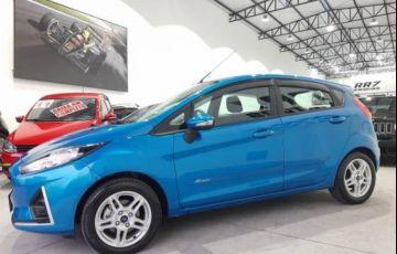Ford Fiesta 1.6 Tivct Sel - Foto #2