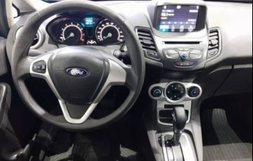 Ford Fiesta 1.6 Tivct Sel - Foto #5