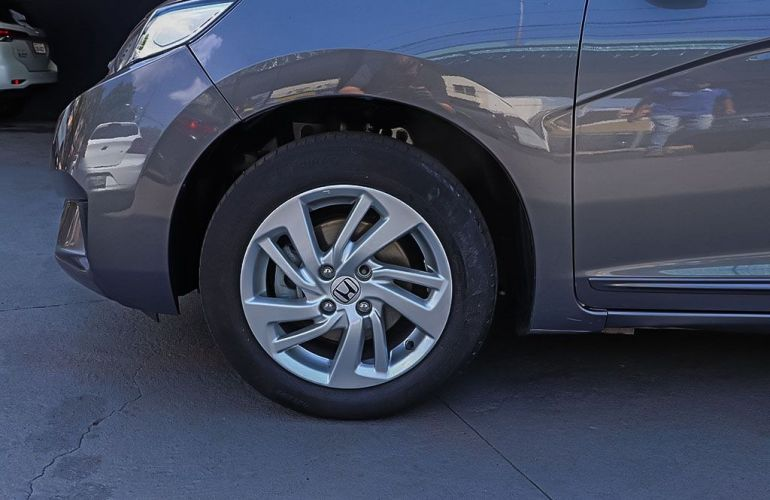 Honda Fit 1.5 DX 16v - Foto #9