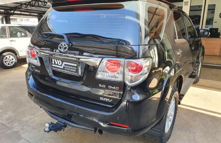 Toyota Hilux Sw4 3.0 Srv 4x4 16V Turbo Intercooler - Foto #6