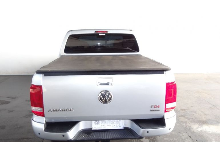 Volkswagen Amarok 2.0 Trendline 4x4 CD 16V Turbo Intercooler - Foto #4