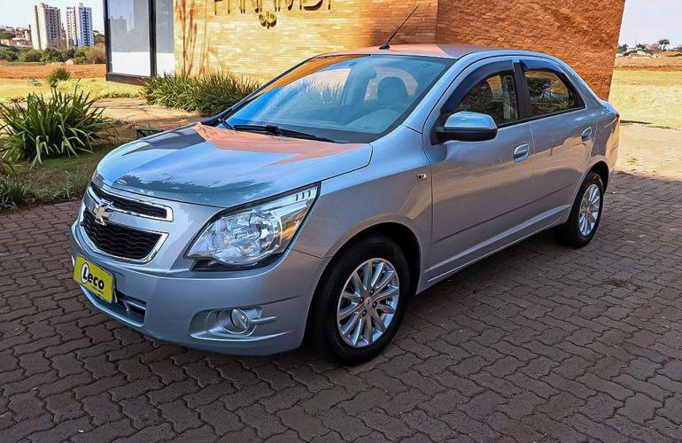 Chevrolet Cobalt 1.4 MPFi LTZ 8v - Foto #3