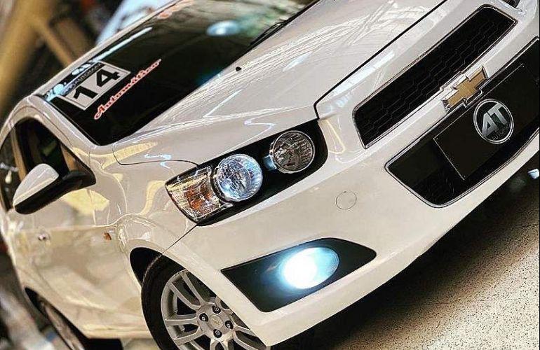 Chevrolet Sonic 1.6 LTZ 16v - Foto #3