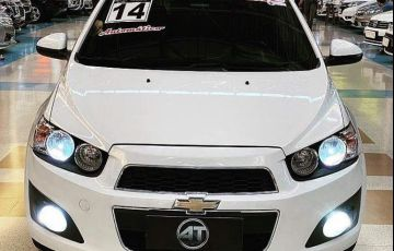 Chevrolet Sonic 1.6 LTZ 16v - Foto #2