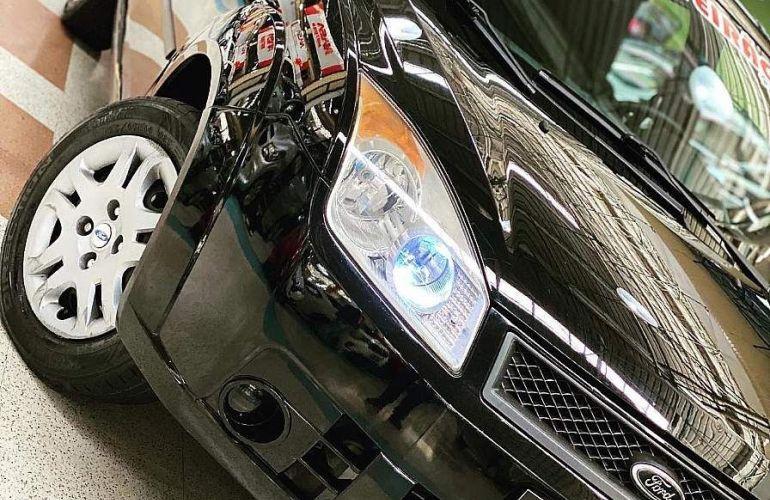 Ford Fiesta 1.0 MPi Class Hatch 8v - Foto #4