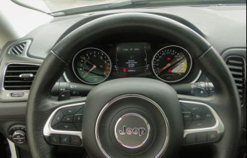 Jeep Compass 2.0 16V Longitude - Foto #8