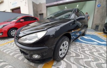 Peugeot 206 1.4 Presence 8v - Foto #3