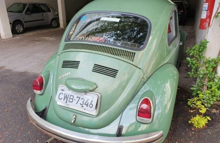 Volkswagen Fusca 1.5 8v - Foto #3