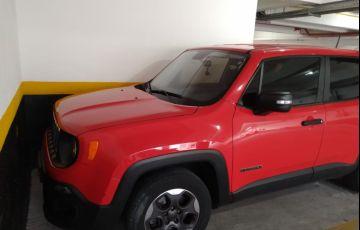 Jeep Renegade 1.8 (Flex) - Foto #3
