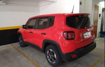 Jeep Renegade 1.8 (Flex) - Foto #4