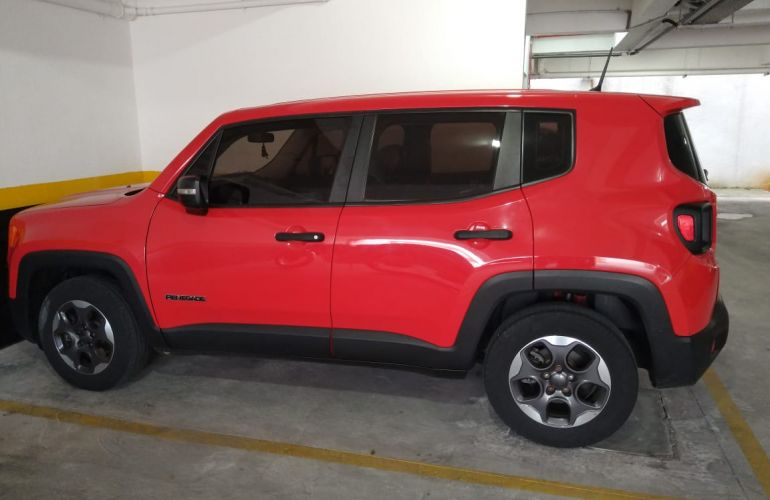 Jeep Renegade 1.8 (Flex) - Foto #5