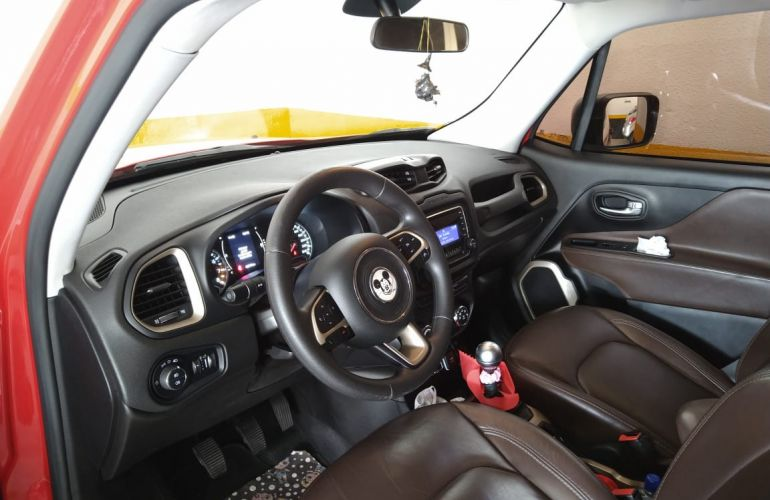 Jeep Renegade 1.8 (Flex) - Foto #6