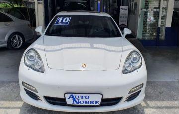 Porsche Panamera 4.8 S V8 - Foto #1