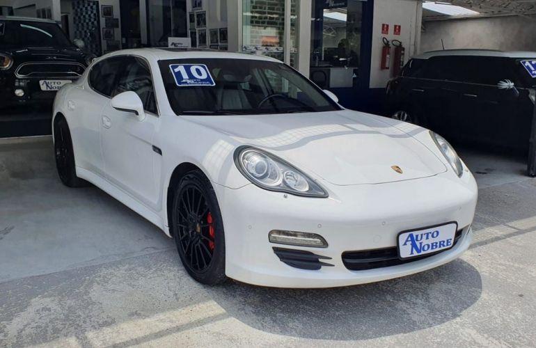 Porsche Panamera 4.8 S V8 - Foto #2