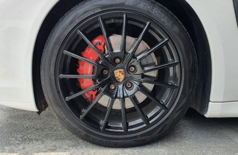 Porsche Panamera 4.8 S V8 - Foto #5