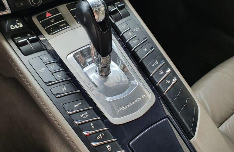 Porsche Panamera 4.8 S V8 - Foto #6