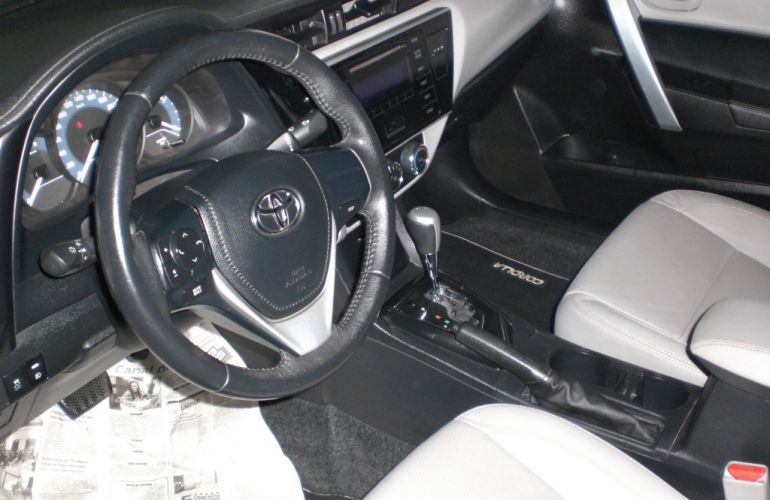 Toyota Corolla 1.8 GLi Upper Multi-Drive (Flex) - Foto #10