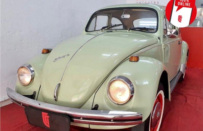 Volkswagen Fusca 1.5 8V Gasolina 2p Manual - Foto #1