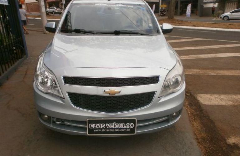 Chevrolet Agile 1.4 MPFi LTZ 8v - Foto #3
