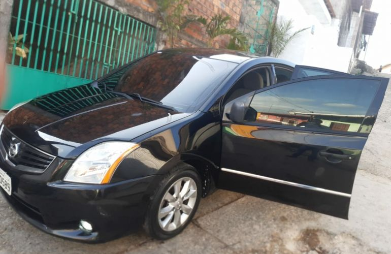 Nissan Sentra 2.0 16V (flex) - Foto #3