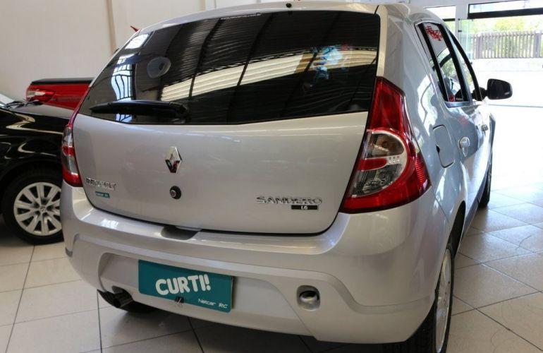 Renault Sandero Privilége 1.6 16V Hi-Flex - Foto #5