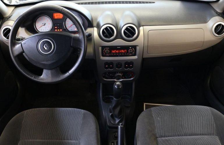Renault Sandero Privilége 1.6 16V Hi-Flex - Foto #8