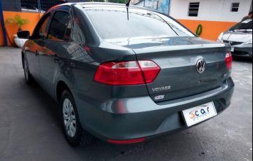 Volkswagen Voyage 1.6 Msi Total Trendline - Foto #4