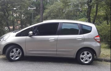 Honda New Fit LX 1.4 (flex)