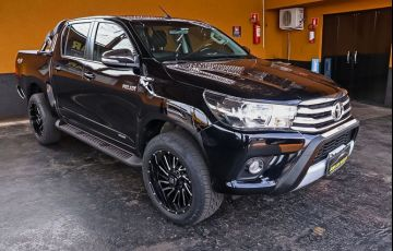 Toyota Hilux 2.8 Srv 4x4 CD 16v - Foto #2