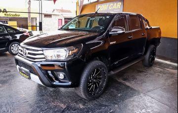 Toyota Hilux 2.8 Srv 4x4 CD 16v - Foto #9