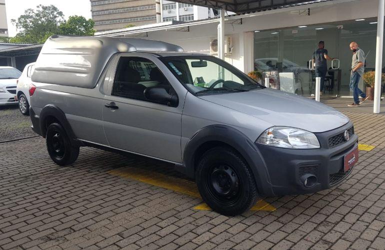 Fiat Strada Hard Working 1.4 (Flex) - Foto #9
