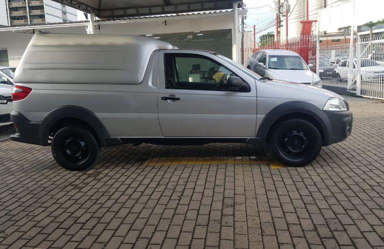 Fiat Strada Hard Working 1.4 (Flex) - Foto #10
