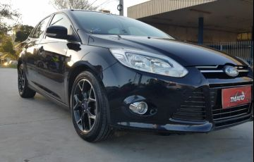 Ford Focus Sedan Titanium Plus 2.0 16V PowerShift (Aut)