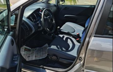 Honda Fit LX 1.4 - Foto #9