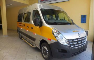Renault Master Minibus Escolar L2H2 20 Lugares 2.3 dCi