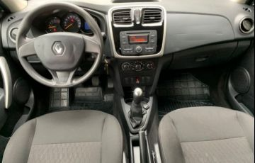 Renault Sandero Expression 1.0 12V Flex - Foto #4