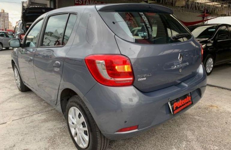 Renault Sandero Expression 1.0 12V Flex - Foto #7