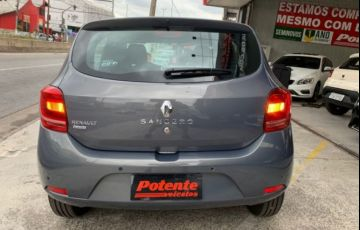 Renault Sandero Expression 1.0 12V Flex - Foto #9