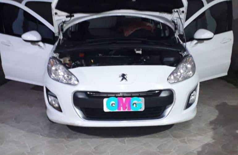 Peugeot 308 Allure 2.0 16v (Flex) - Foto #2