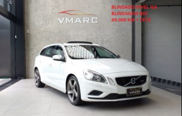 Volvo V60 2.0 T5 R Design Dynamic 16V Turbo